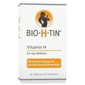 BIO-H-TIN® Vitamin H 2,5mg für 12 Wochen