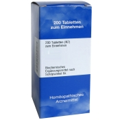 Biochemie 10 Natrium sulfuricum D 6