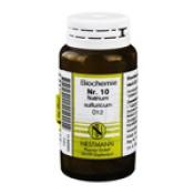 Biochemie 10 Natrium sulfuricum D12 Tabletten