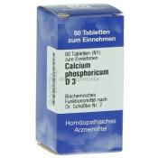 Biochemie 2 Calcium phosphoricum D 3