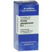 Biochemie 3 Ferrum phosphoricum D 3