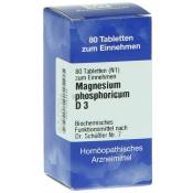 Biochemie 7 Magnesium phosphoricum D 3
