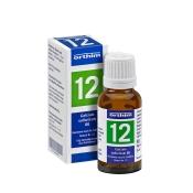 Biochemie Orthim Nr. 12 Calcium sulfuricum D6