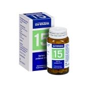 Biochemie Orthim Nr. 15 Kalium jodatum D 12