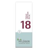 Biochemie Pflüger® 18 Calcium sulfuratum D6 Tropfen