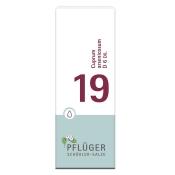 Biochemie Pflüger® 19 Cuprum arsenicosum D 6