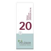Biochemie Pflüger® 20 Kalium aluminium sulfuricum D 6