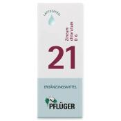 Biochemie Pflüger® 21 Zincum chloratum D 6