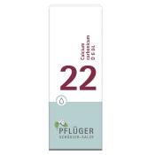 Biochemie Pflüger® 22 Calcium carbonicum D 6