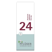 Biochemie Pflüger® 24 Arsenum jodatum D 6