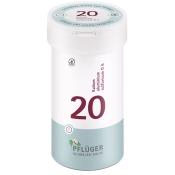 Biochemie Pflüger® Nr. 20 Kalium aluminium sulfat D6 Tabletten