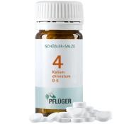 Biochemie Pflüger® Nr. 4 Kalium chloratum D6 Tabletten