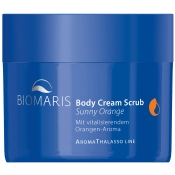BIOMARIS® Body Cream Scrub Sunny Orange