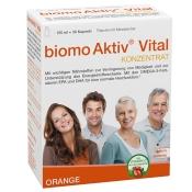 biomo Aktiv® Vital Konzentrat + Kapeln