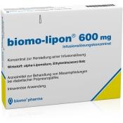 Biomo Lipon 600 mg Amp.