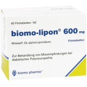 biomo-lipon® 600 mg