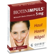 Biotin Impuls® 5 mg