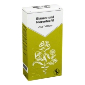 Blasen-Nieren-Tee Vi