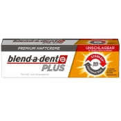 blend-a-dent PLUS Haftcreme Duo Kraft