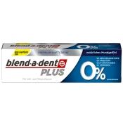 blend-a-dent PLUS Premium Haftcreme 0%
