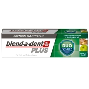 blend-a-dent PLUS Premium Haftcreme DUO Schutz