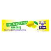 Bloc® Traubenzucker Rolle Zitrone