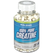 Body Attack 100 % Pure Creatine