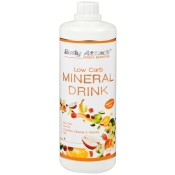 Body Attack Low Carb Mineral Drink Cherry