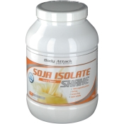 Body Attack Soja Isolate Shake Erdbeere
