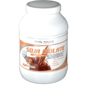 Body Attack Soja Isolate Shake Schokolade