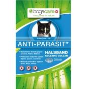 bogacare® Anti-Parasit Halsband standard für Katzen
