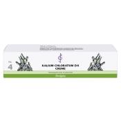 Bombastus Biochemie 4 Kalium chloratum D 6 Creme