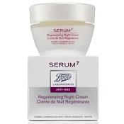 Boots Serum7 Regenerierende Nachtcreme für Trockene Haut