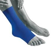 BORT ActiveColor® Knöchelbandage blau XXL
