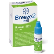 BREEZE® 2 Kontrolllösung normal