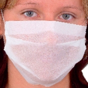 Brinkmann Mund- und Nasenmasken weiß