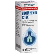 BROMHEXIN 12 BC 12mg/ml Tropfen