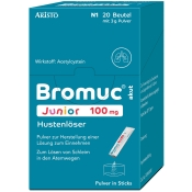 Bromuc® akut junior 100 mg Hustenlöser