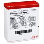 Bronchus suis-Injeel® Ampullen