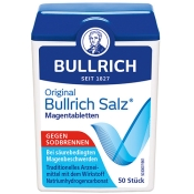 Bullrich Salz Magentabletten