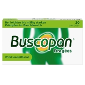 Buscopan® Dragées