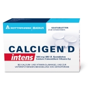 Calcigen® D intens 1000 mg/880 I.E.