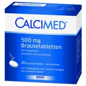 CALCIMED® 500 mg Brausetabletten