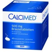 CALCIMED® 500 mg Brausetabletten
