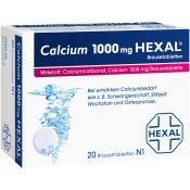 Calcium 1000 HEXAL® Brausetabletten