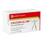 Calcium AL 500 mg Brausetabletten