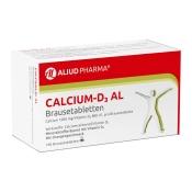 Calcium-D3 AL Brausetabletten