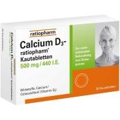 Calcium D3-ratiopharm®
