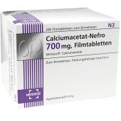 Calciumacetat-Nefro 700 mg