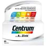 Centrum A-Zink F-Lutein CP Tabletten